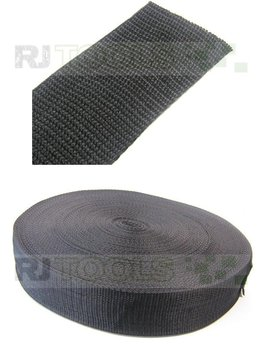 Band - 50 mm - zwart