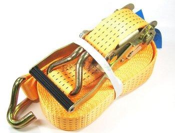 Complete spanband 5000 kg - 8 meter - Oranje