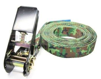 Eindloze spanband - 800 kg - 5 meter - camouflage
