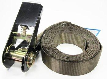 Eindloze spanband - 800 kg - 6 meter - bruin