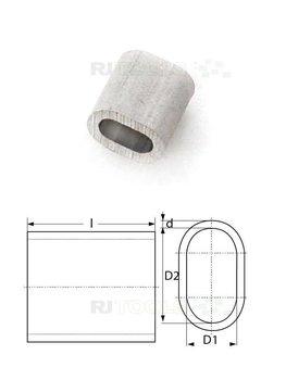 Klemkous 2.5 mm