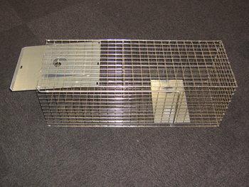 Ratten vangkooi 05 zware uitvoering.
