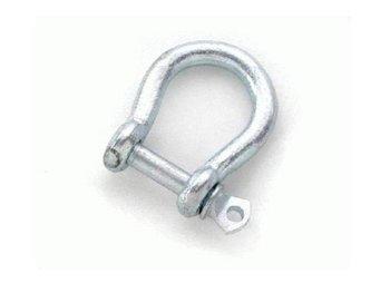 Harpsluiting 06 mm verzinkt