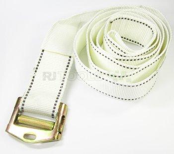 Spanband 45 mm met klem - 2 meter
