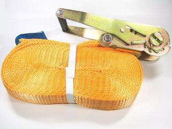 Spanband eindloos 5000 kg - 8.6 meter - oranje